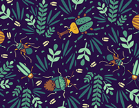 Bugs [Pattern retouched]