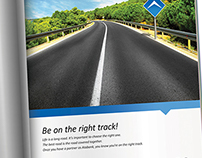 Be On the Right Track!