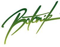 Botanik Cafe&Bistro | Logo