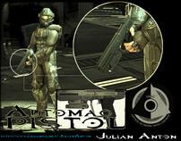 UNSC - AutoMag Pistol