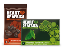 Heart of Africa Tea & Coffee