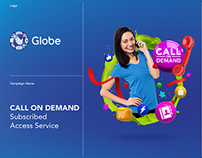 Globe Call on Demand