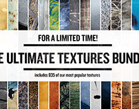 Ultimate Textures Bundle by Go Media