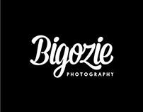 Bigozie Custom Logotype