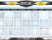 Drivelink Website & Branding