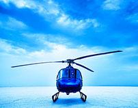 Northern Ethiopia Helicopter Safari