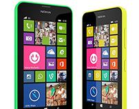 Microsoft Pakistan - Nokia Lumia 630 Digital Campaign