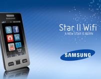 Samsung Star ll Wifi
