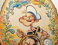 STRONG TO THE FINICH! AN OFFICIAL POPEYE TRIBUTE SHOW