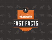 Wild Kingdom Fast Facts
