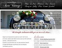Autovintage Website Restyling