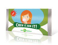 Chew It, Bin It!