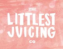 Branding: The Littlest Juicing Co.
