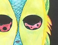 Costa Rica's Boruca Masks Gr. 6 KMS