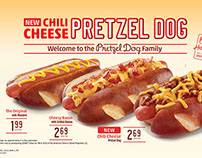 Pretzel Dog Family