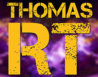 Thomas RT Twitter Branding