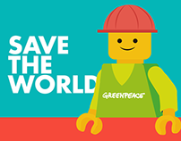 Save the World / Greenpeace