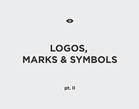 Logos, Marks & Symbols pt. II