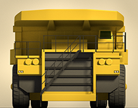 3d - TyreSense - 3d Haul Truck and Front End loader
