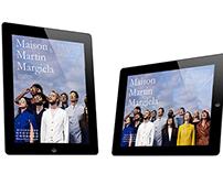 Masion Martin Margiela Interactive Article