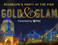 Party at the Pier 2014: Gold & Glam