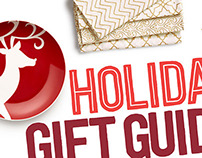 FNM Holiday Gift Guide Promotion