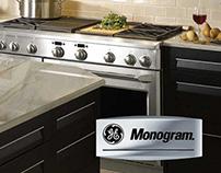GE Monogram Gatefold Mockup