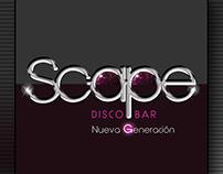 SCAPE disco EVOLUTION