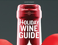 Holiday Wine Guide 2012 Covers