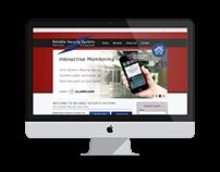 Reliable Securities Website Design