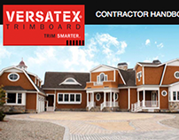Versatex Mobile Site Design