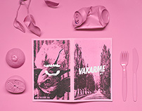 Vakarme - Zine et webzine musical