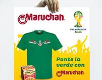 Poster Maruchan