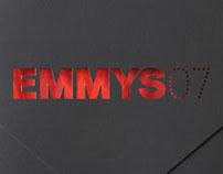 Entertainment Weekly Emmy Celebration Invitation