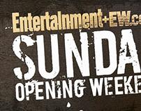 Entertainment Weekly's Sundance Party Invitation