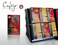 Caféjo Branding