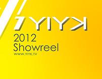 2012 YIYKshowreel