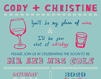 Wedding Shower Invite