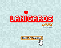 Lanicards - Facebook App
