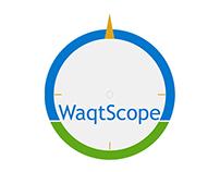WaqtScope (logo)