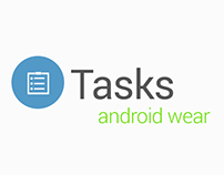 Tasks for Android wear.