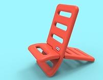 Little Tikes Folding Chair