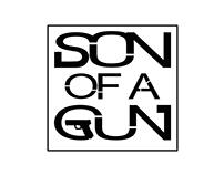 Son Of a Gun Hoodie Lookbook