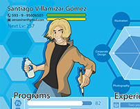 Santiago Villamizar Resume