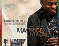 Maurice Jamal's 10th Anniversary Campaign 2014