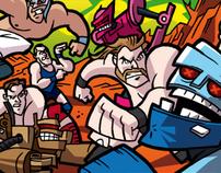 WWEkids comics