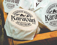 Logo, Branding, Packaging - Karavan cheese