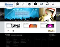 Content Management System for Muyorbir