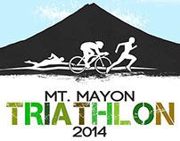 Mt Mayon Trithlon 2014