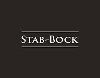 Stab-Bock